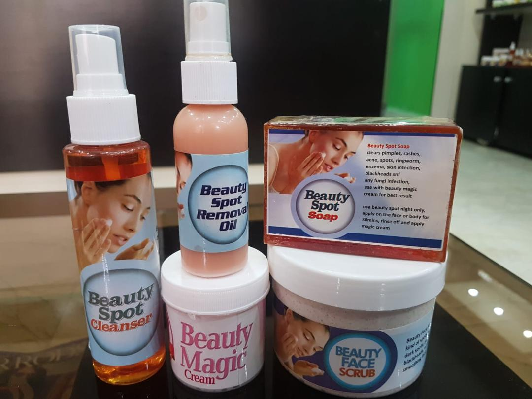 Beauty Skin Repair Products