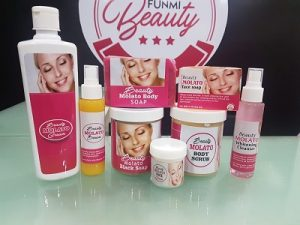 Beauty molato sets